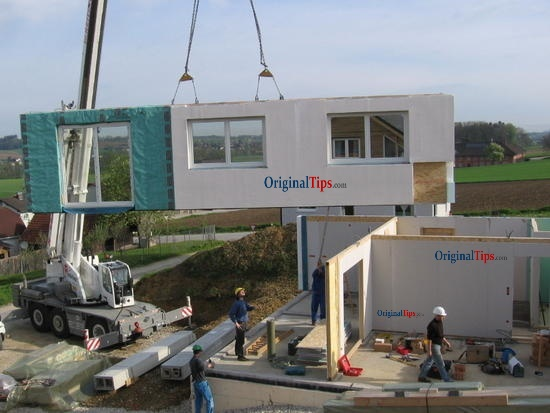 Prefabricated Home Technology - Construction for DDA EWS and Flats