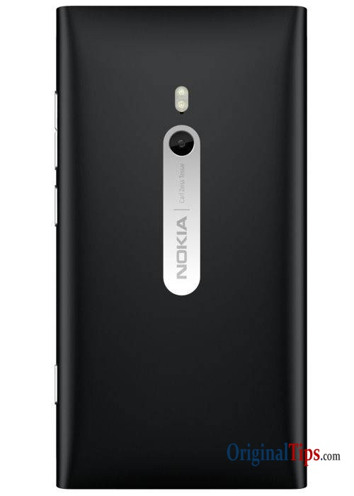 Nokia Lumia 800 with Carl-Zeiss Optics, Autofocus and Dual LED Flash