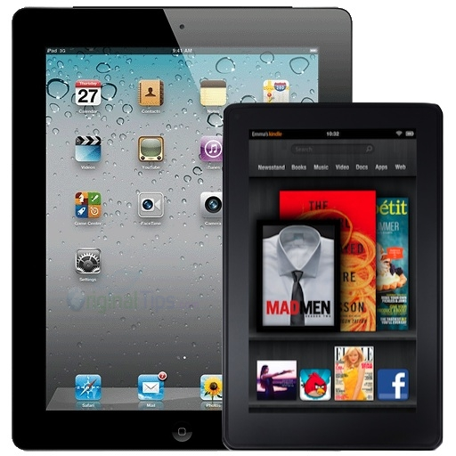 Is the Kindle Fire an iPad Killer - iPad vs Kindle Fire